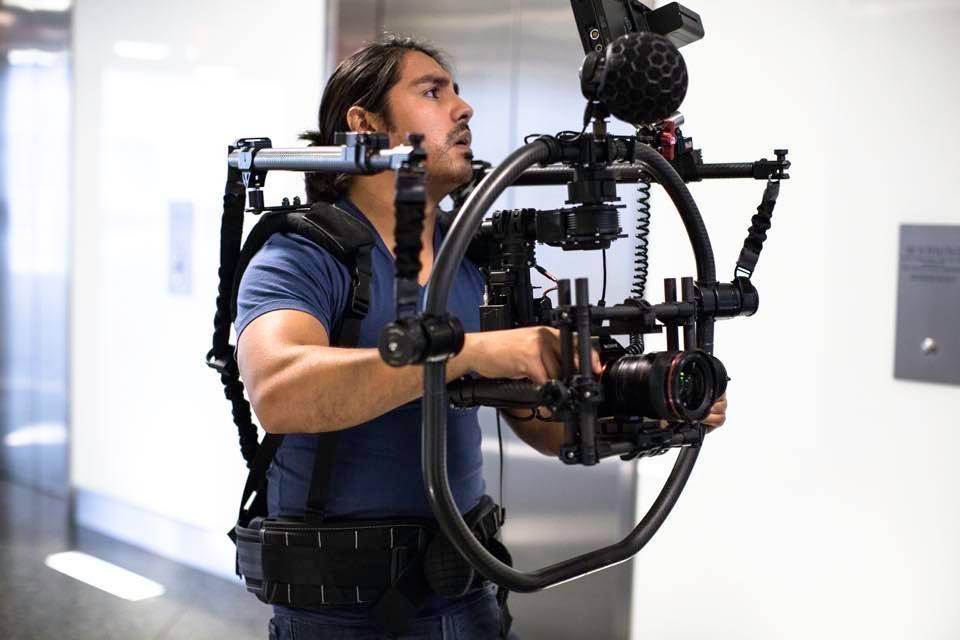 Director of Photography Diego Bernard